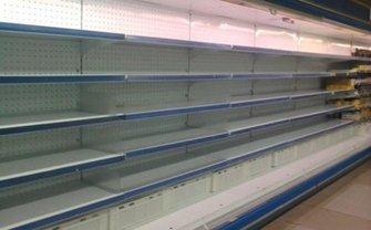 Пенсионеры сметают все с полок супермаркетов - фото 1