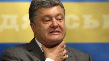 Стало известно, кого Порошенко просил не материться в парламенте - фото 1