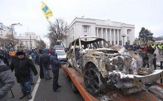 Президент решил прекратить блокировку дорог евробляхерами - фото 1