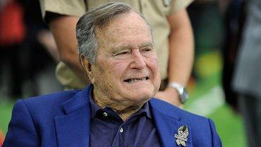Джордж Буш-старший умер - фото 1