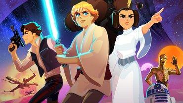 """Disney выпустили мультсериал по мотивам """"Звездных войн"""" - фото 1"""