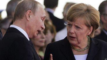 Меркель обратилась к Путину касательно Азовского моря - фото 1