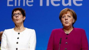 Аннегрет Крамп-Карренбауэр может в будущем стать канцлером Германии - фото 1