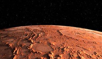 NASA опубликовалозапись шума марсианского ветра (видео) - фото 1