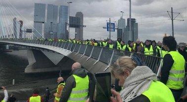 Акции желтых жилетов в Нидерландах: новые попытки руководить властью - фото 1