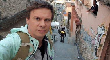 Дмитрий Комаров рассказал о встрече с наркобароном - фото 1
