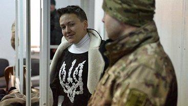 Савченко уже не хочет голодать до конца - фото 1