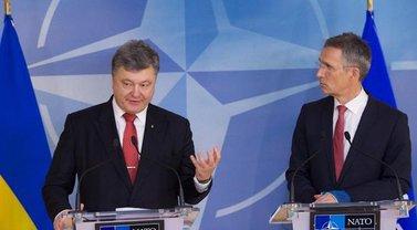 Порошенко и Столтенберг будут обсуждать давление на Россию - фото 1