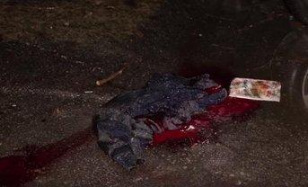 Неадекватный злоумышленник внезапно выстрелил себе в голову - фото 1