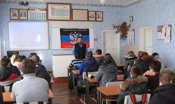 """В школах """"ДНР"""" продолжается безумие - фото 1"""
