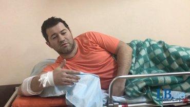 Насиров решил подать в суд на врача, который свидетельствовал против него - фото 1