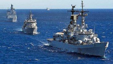 Украинские моряки проплывут в Азовское море вместе с кораблями НАТО - фото 1