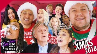 Звезды спели самый популярный рождественнский трек - фото 1