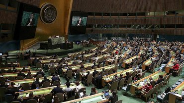 Генассамблея ООН приняла вторую резолюцию по Крыму - фото 1