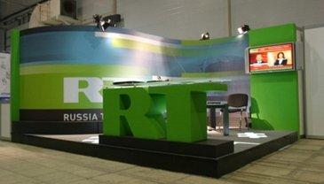 В Винницкой области транслировали Russia Today - фото 1