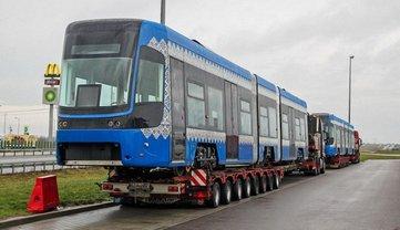 В столице будут разъезжать польские трамваи - фото 1