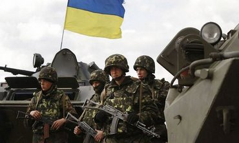 Украинские военные взяли в плен бывшего сотрудника МВД - фото 1