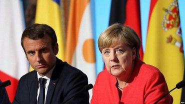 Меркель и Макрон четко заявили о требовании освободить военнопленных украинских моряков - фото 1