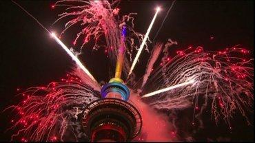 Новая Зеладния уже встретила новый год - фото 1
