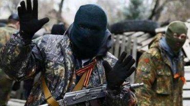 Российские террористы понесли потери на Донбассе - фото 1