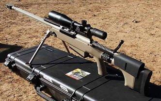 Украина вскоре получит высокоточные снайперские винтовки из Канады - фото 1