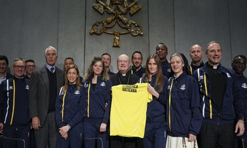 В Ватикане из священников и монахинь создали спортивную команду - фото 1