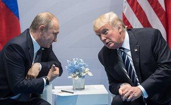 Трампа обвинили в сокрытии обсуждений с Путиным - фото 1