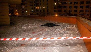 В Киеве с 24 этажа выбросился молодой человек - фото 1