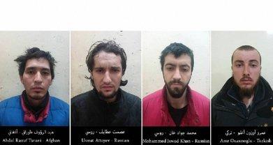 В Сирии захватили в плен российских боевиков - фото 1
