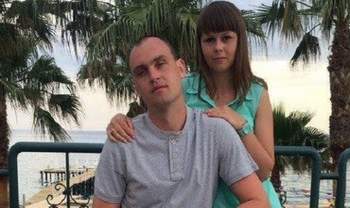 Андрей Романица и его жена попали в аварию - фото 1