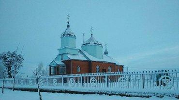 На Волыни люди не пустили в храм священников УПЦ МП - фото 1