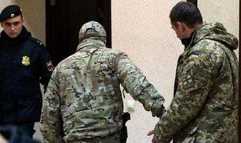 Украинских моряков в нарушении всех законов будет судить гражданский суд  - фото 1