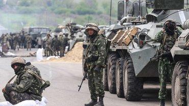 Бои на Донбассе всерьез усилились - фото 1