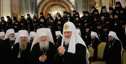 Попы бывшей УПЦ МП бегут из Украины к Гундяеву - фото 1