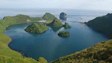 Курильские острова - фото 1