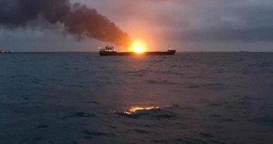 Пожар в берегов Крыма забрал жизни 20 моряков - фото 1