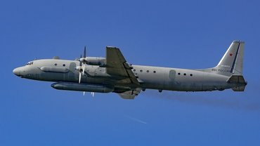 Российский самолет-разведчик вместе с истребителями залетал в пространство Швеции - фото 1