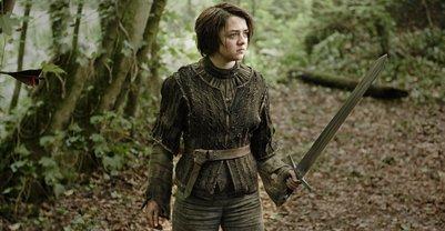 """Арья Старк рассказала, как закончится """"Игра престолов"""" - фото 1"""