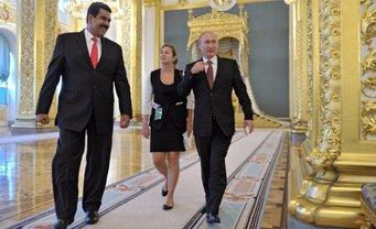 Путин пытается спасти Мадуро - фото 1