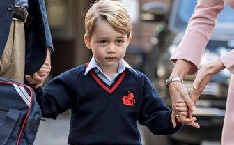 Принц Джордж придумал себе милое прозвище - фото 1