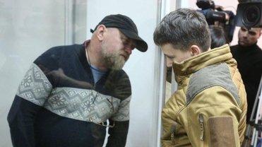 Савченко и Рубана вывезут из Киева для суда - фото 1