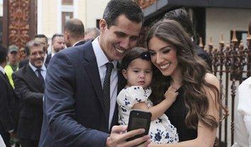 Гуайдо беспокоится за свою семью - фото 1