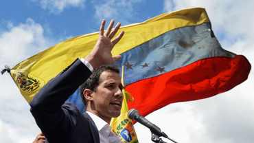 оппозиционер Хуан Гуайдо - фото 1