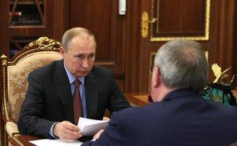 Рогозин выглядит болезненным, а Путин - подавленным - фото 1