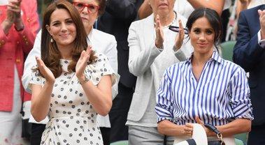 Эксперты уверенны, что Кейт и Меган рассорились из-за мужей - фото 1