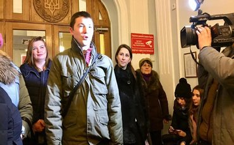 Николай Агапов уже на свободе - фото 1