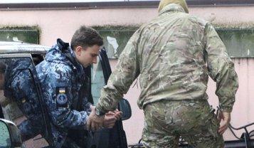 Террористы из ФСБ пытаются допрашивать военнопленных - фото 1