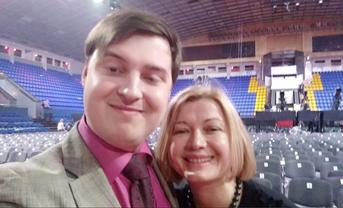 """Ирина Геращенко и пособник """"ДНР"""" - фото 1"""