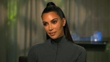 Ким Кардашьян шокировала подписчиков своим внешним видом - фото 1