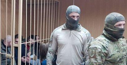 Российский суд продлил арест еще 4 морякам из Украины - фото 1